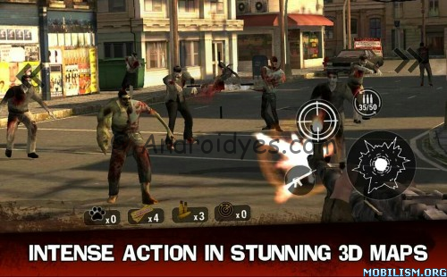 Download Zombie Hunter: Apocalypse v1.8.2 (Mod Money