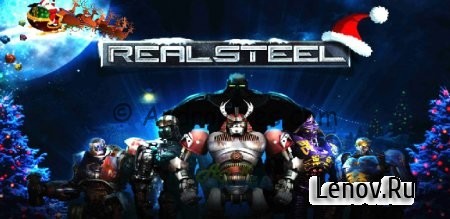 Download Real Steel 1.29 Mod Apk