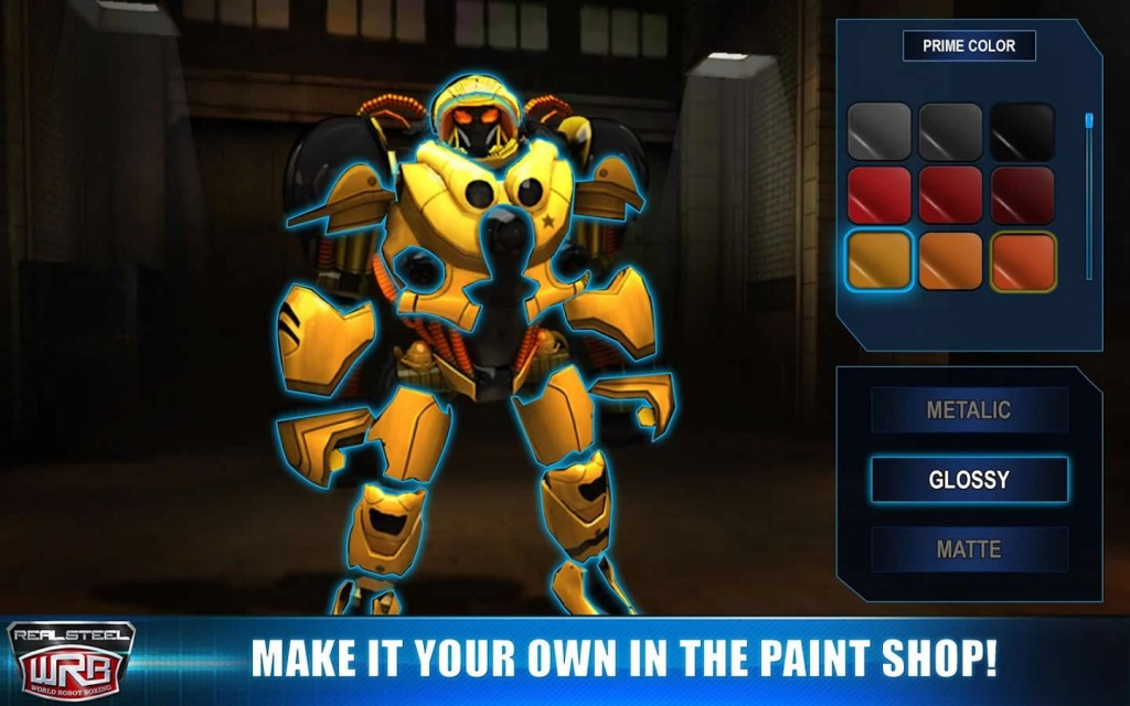 Real-Steel-World-Robot-Boxing-Android-Resim-3